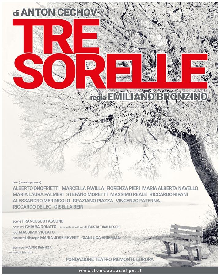Le tre sorelle - Massimo Reale
