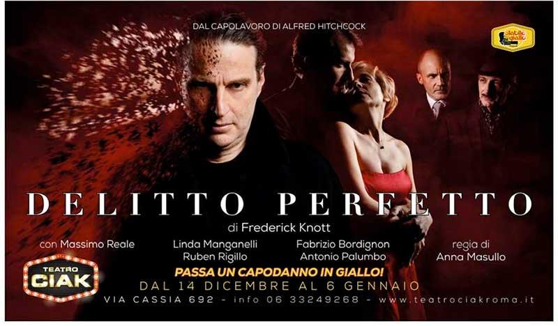 Delitto Perfetto - Massimo Reale